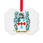 Bloomfield Picture Ornament