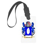 Bloomer Large Luggage Tag