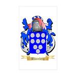 Bloomberg Sticker (Rectangle 50 pk)