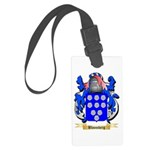 Bloomberg Large Luggage Tag