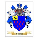 Blondel Small Poster