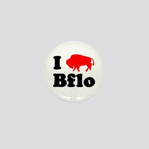 I love Bflo Mini Button