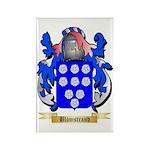 Blomstrand Rectangle Magnet (100 pack)