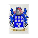 Blomme Rectangle Magnet (100 pack)