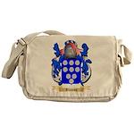 Blomme Messenger Bag