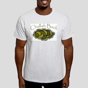 Challah Back Ash Grey T-Shirt