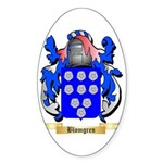Blomgren Sticker (Oval 50 pk)