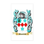 Blomfield Sticker (Rectangle)