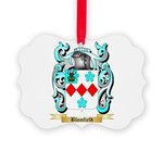 Blomfield Picture Ornament