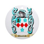 Blomfield Ornament (Round)