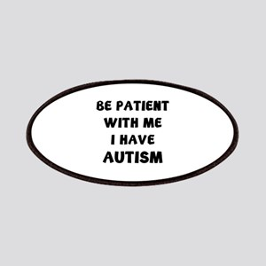 I have autism Patches