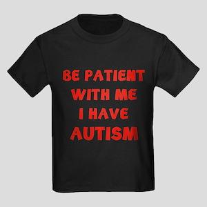 I have autism Kids Dark T-Shirt