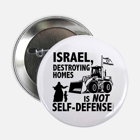 "Funny Anti israel 2.25"" Button"