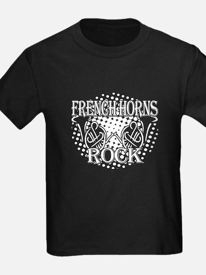 FRENCH HORNS TEE SHIRT T-Shirt