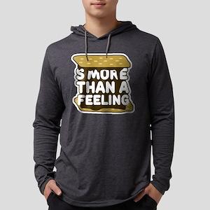 S'more Than a Feeling Mens Hooded Shirt