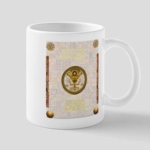 Inca Qori Inti - Gold Sun Mugs
