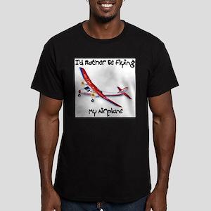 Airplane Ash Grey T-Shirt T-Shirt