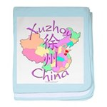 Xuzhou China baby blanket
