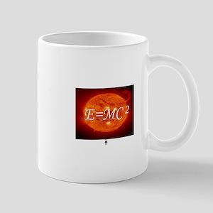 Burning Sun: E=MC2 Mug