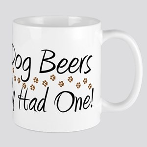 In Dog Beers Mug