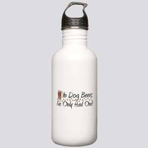 In Dog Beers Stainless Water Bottle 1.0L