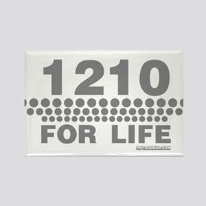 1210 For Life Rectangle Magnet