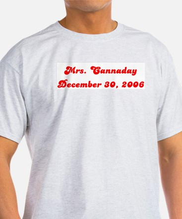 Mrs. Cannaday