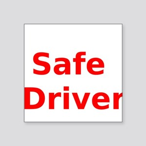 Safe Driver Sticker
