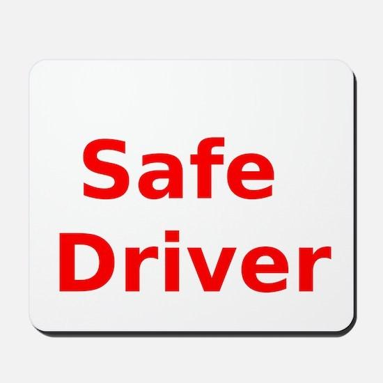 Safe Driver Mousepad