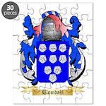 Blomdahl Puzzle