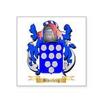 Blomberg Square Sticker 3