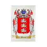 Blois Rectangle Magnet (100 pack)