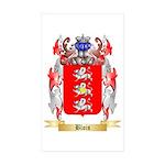 Blois Sticker (Rectangle 50 pk)