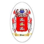 Blois Sticker (Oval 10 pk)