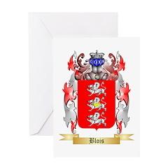 Blois Greeting Card