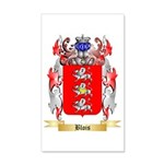 Blois 35x21 Wall Decal