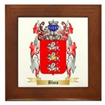 Blois Framed Tile
