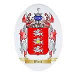 Blois Ornament (Oval)