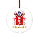 Blois Ornament (Round)
