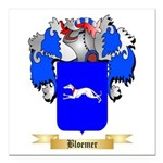 Bloemer Square Car Magnet 3