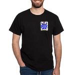 Bloemen Dark T-Shirt