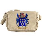 Bloemen Messenger Bag