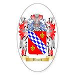 Blizard Sticker (Oval)