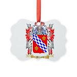 Blizard Picture Ornament