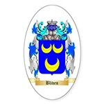 Bliven Sticker (Oval 10 pk)