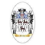 Blithe Sticker (Oval)