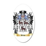 Blithe 20x12 Oval Wall Decal