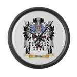 Blithe Large Wall Clock