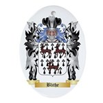 Blithe Ornament (Oval)