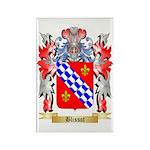 Blissot Rectangle Magnet (100 pack)
